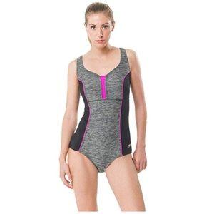 NWT plus size 18 Speedo 1pc Swimsuit